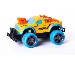 R/C Gallop Beast Rapidly 1:18 27Mhz yellow/blue